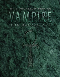 Vampire: The Masquerade 20th Anniversary Edition V20