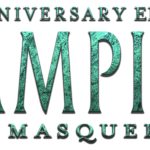 Vampire: The Masquerade 20th Anniversary Logo