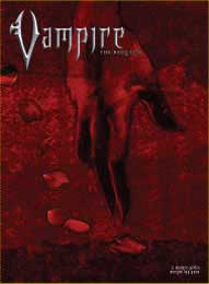 Vampire: The Requiem cover