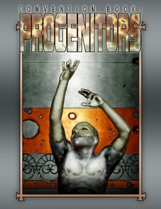 New Release: Convention Book: Progenitors