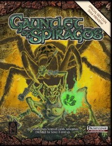 Gauntlet of Spiragos