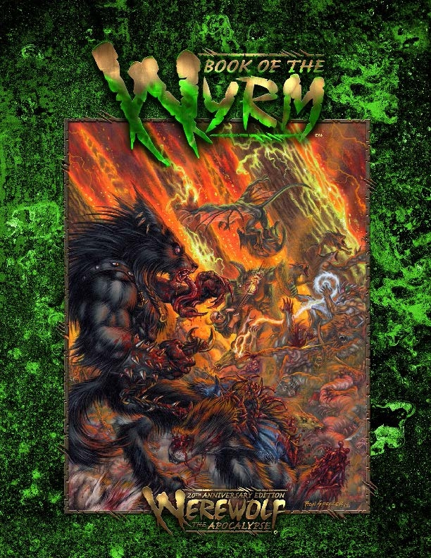 Day 4: Poking Fun: A Look at Book of the Wyrm � Onyx Path Publishing