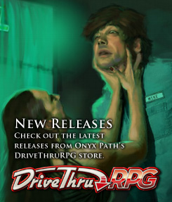 New Releases on DriveThruRPG