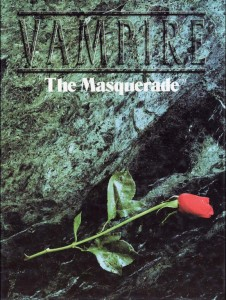 Vampire: The Masquerade 2nd Edition