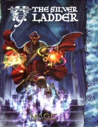 Silver Ladder Cover