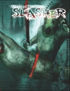 Slasher cover art