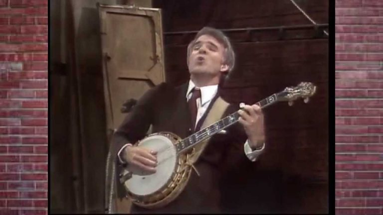 Steve Martin, appearance on The Muppet Show