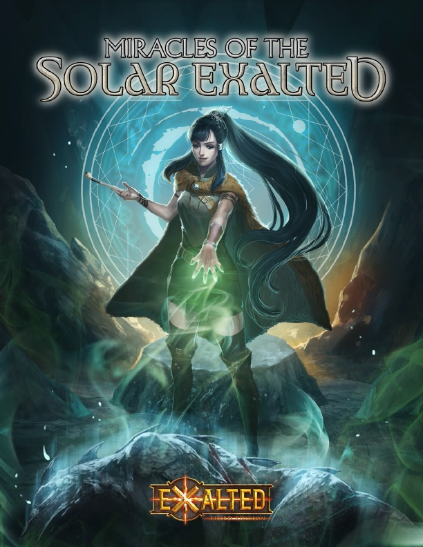miracles of the solar exalted