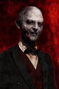 Nosferatu from the Prince's Gambit card game by Mark Kelly