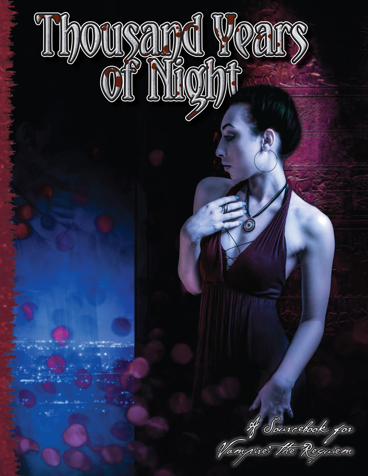 Its the week before christmas andmonday meeting notes onyx find out in thousand years of night for vampire the requiem pdf and physical book pod versions available on drivethrurpg fandeluxe Images