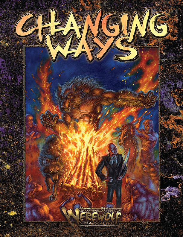 Its the week before christmas andmonday meeting notes onyx with a howl of rage the w20 changing ways advance pdf charges at you this wednesday on dtrpg fandeluxe Images