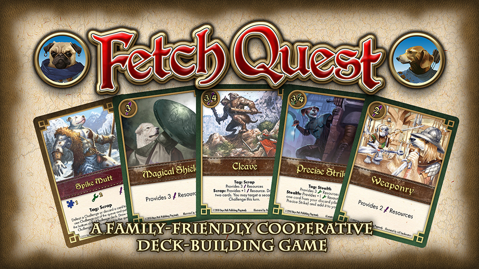Fetch Quest Kickstarter Is Live Onyx Path Publishing