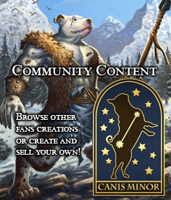 Canis Minor Community Content