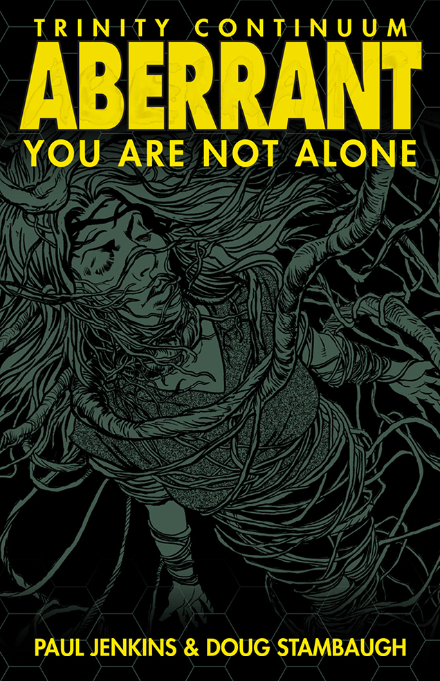 You Are Not Alone: Cover